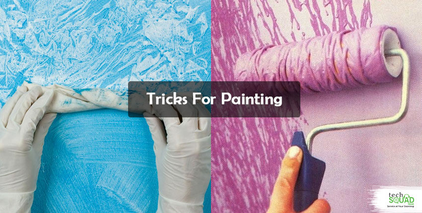 Tips and tricks for painting commercial building