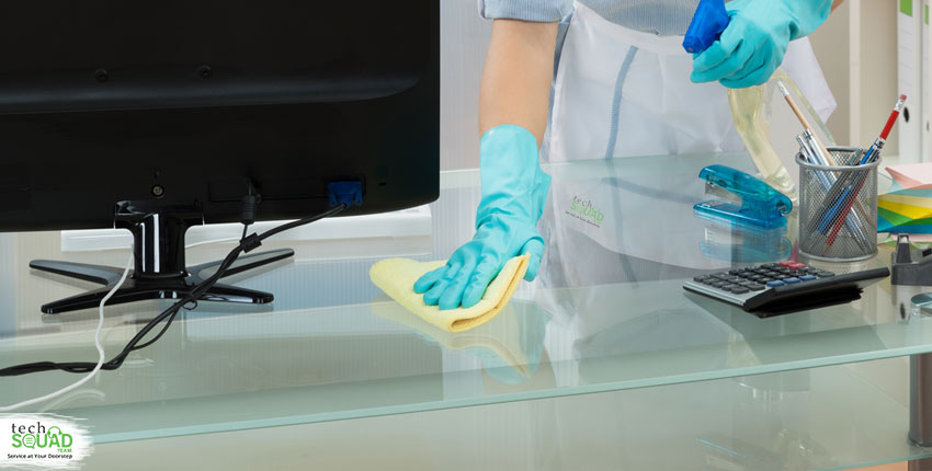 Why to keep workplace clean for happier and healthier employees
