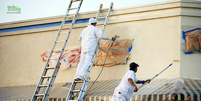 Expectations before choosing a professional wall painting service in Bangalore