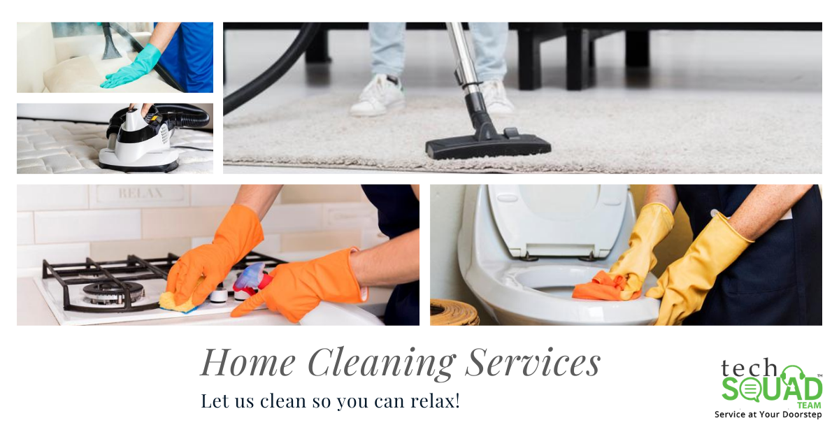 Lead a Healthy Life with Best Home Cleaning Services in Hyderabad