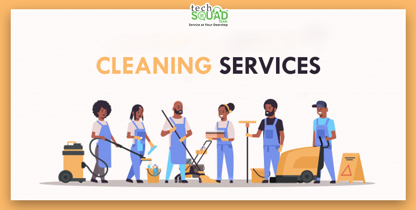 What are the Different Types of Cleaning Services?