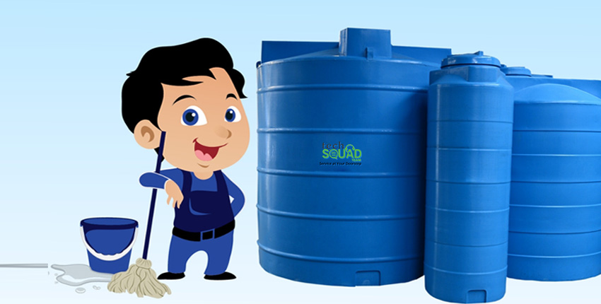 Reliable Water Tank Cleaning Service in Bangalore