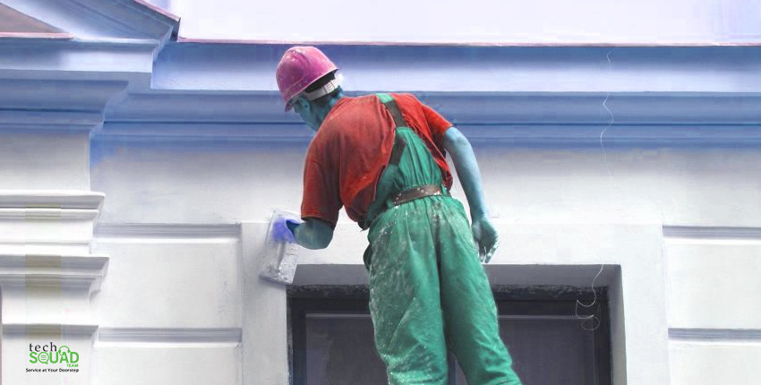 Top 5 reasons why you should hire professional painters