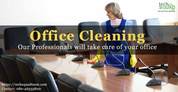 Office Cleaning Service – How is it helpful to improve your business?