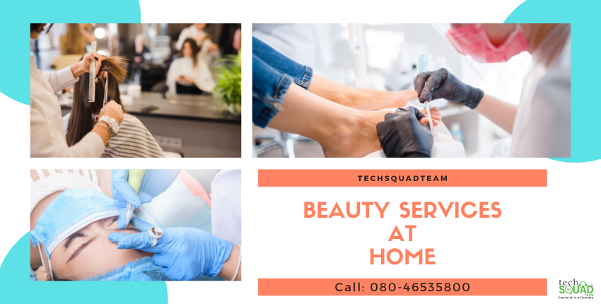 Seven Tips You Must Know for Home Beauty Services