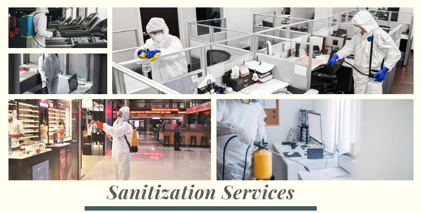 5 Reasons Why Sanitization Services are Important for your Business
