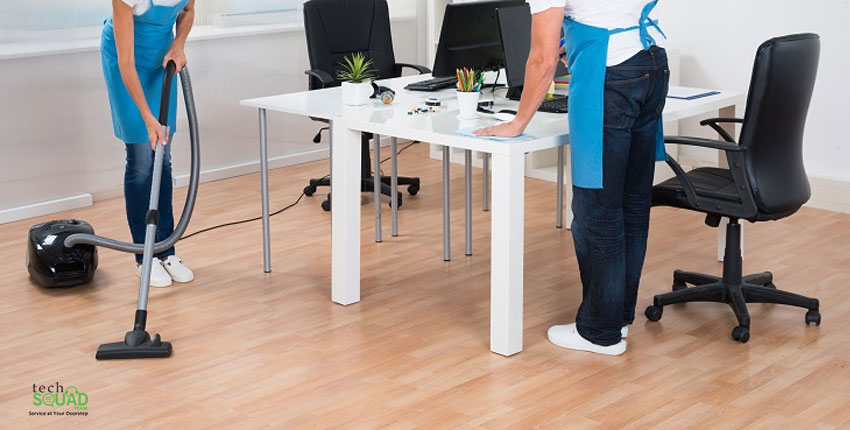 Advantages of commercial office cleaning service in Bangalore