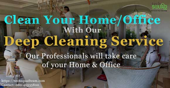 How to choose the best home and office cleaning service?
