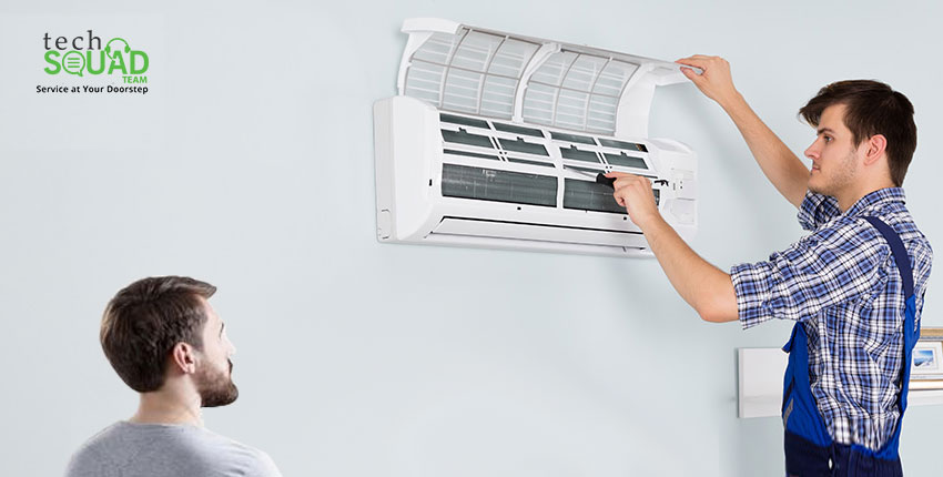 What are the Various Split AC Problems and How to Fix Them?