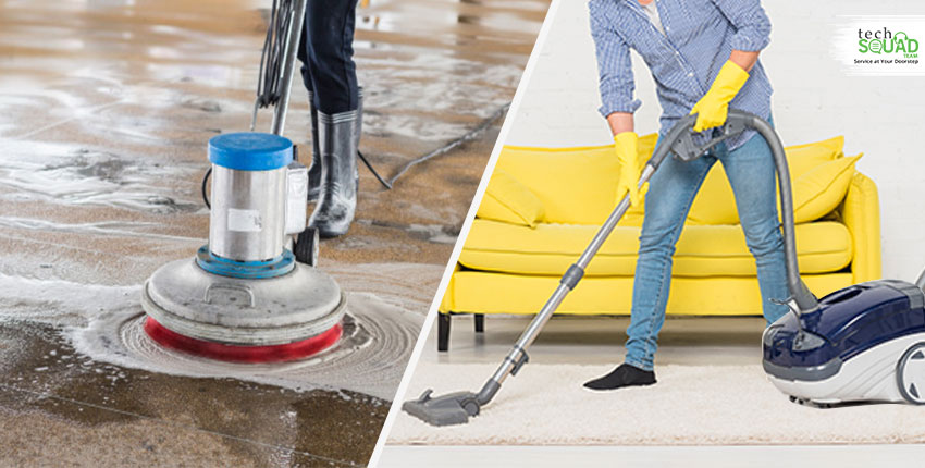 Major Differences Between General Cleaning and Deep Home Cleaning