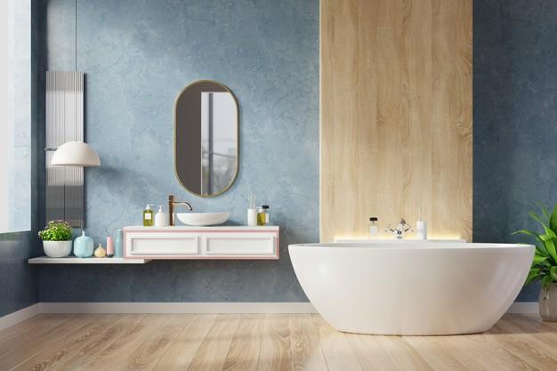 5 Most Popular Bathtub Materials for your Bathroom
