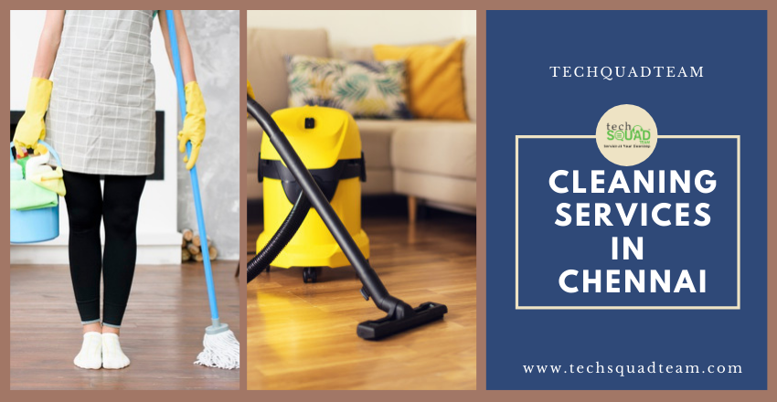 Hire Professionals for Quality Cleaning Services in Chennai