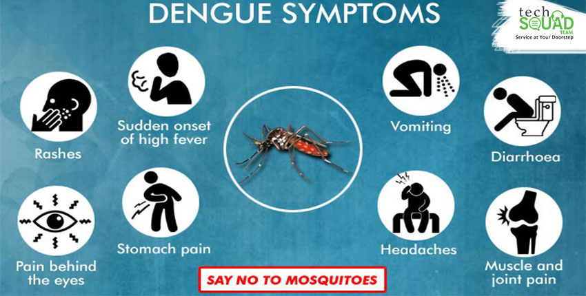 What is Dengue and it's Various Symptoms?