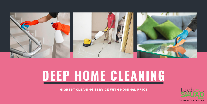 What is the Cost of Cleaning the Whole House?