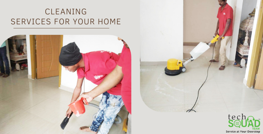 The Need of Cleaning Services for your Home