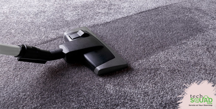 Types of carpet cleaning methods used by companies