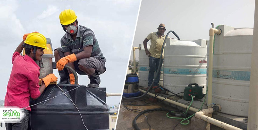 Cleaning Overhead Water Tank: Does It Really Matter?