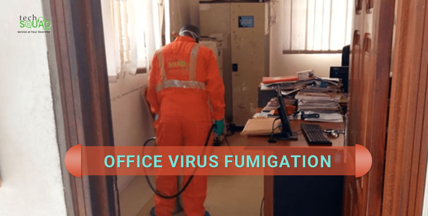 What to do Personally to keep your Office Free from Infection?