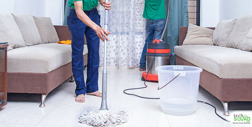 Five Health Benefits of Hiring a Professional House Cleaning Service