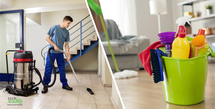 Deep Home Cleaning Vs General Cleaning - Which is better?