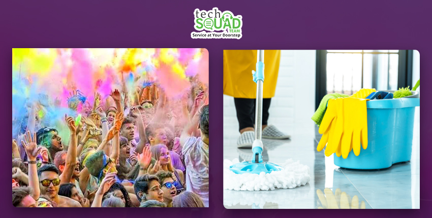 Holi 2021: How to Protect Your Home from the Colours