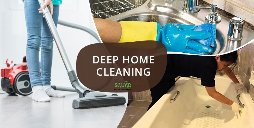 Top 6 Germy Spots In Your House And Tips To Clean Them