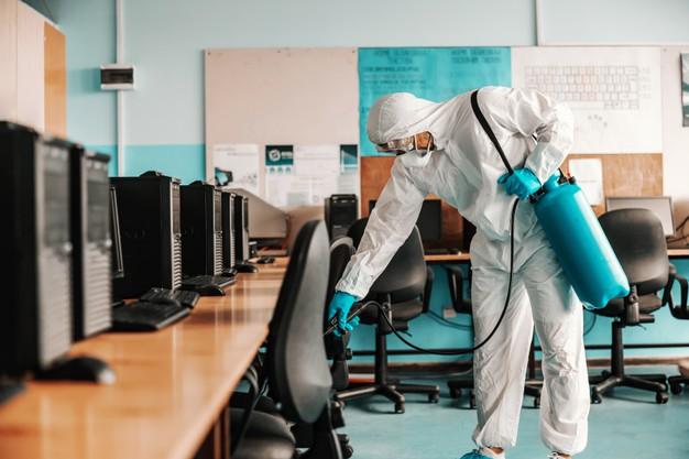 5 Precautionary Measures to Prevent COVID-19 Spread in Office