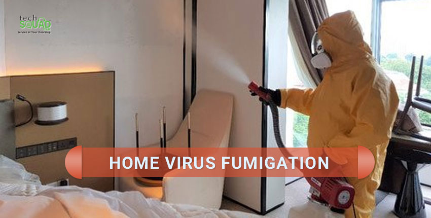 Why to go for Virus Fumigation by Professionals During Quarantine?