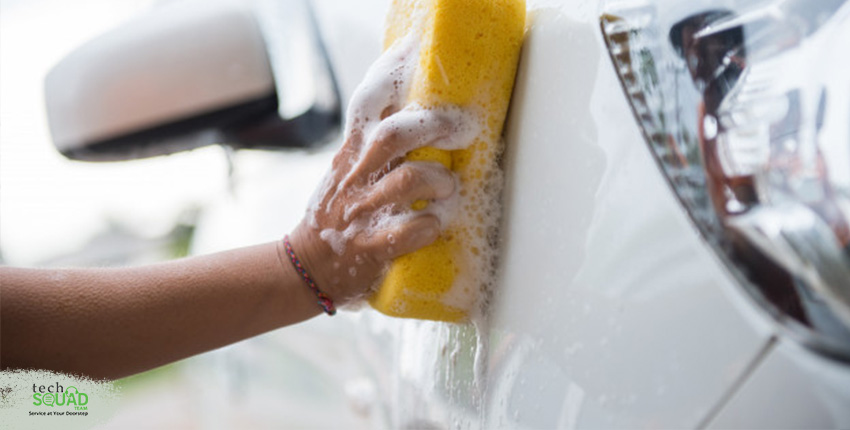 What are the 3 elements of car wash quality?