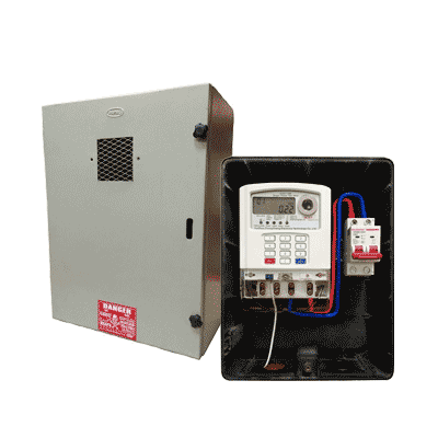 Meter Box Installation and Repair