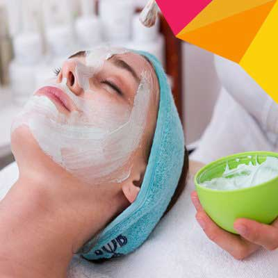 Facial & Makeup Service