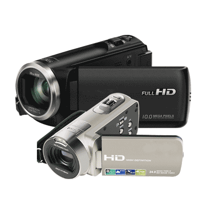 Digital Camcorders Repair