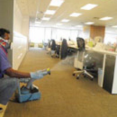 Office, Industry and Shop Sanitization Service