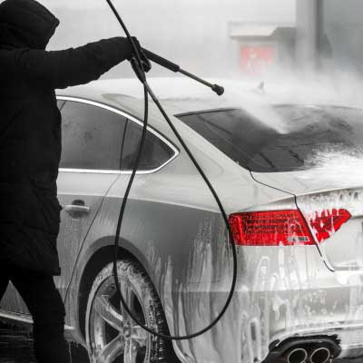 Complete Car Cleaning