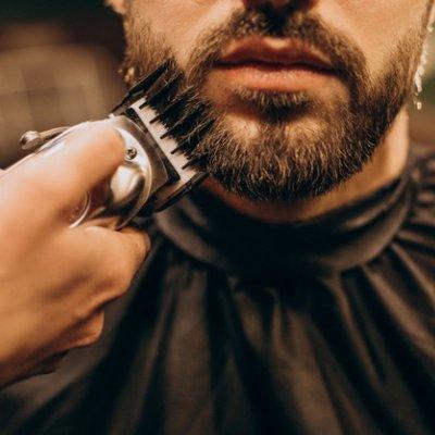 Shave Beard & Moustache
